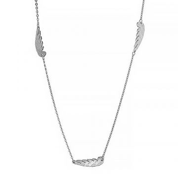 Cartier Fashion Wing Charm Chain Necklace Online Shopping 2018 Street Style For Women/Men