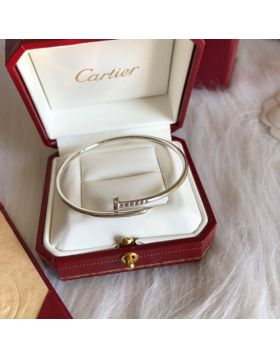 Cartier Juste Un Clou Nail Model Narrow Style Ladies Popular Bangle High End Jewellery ONline