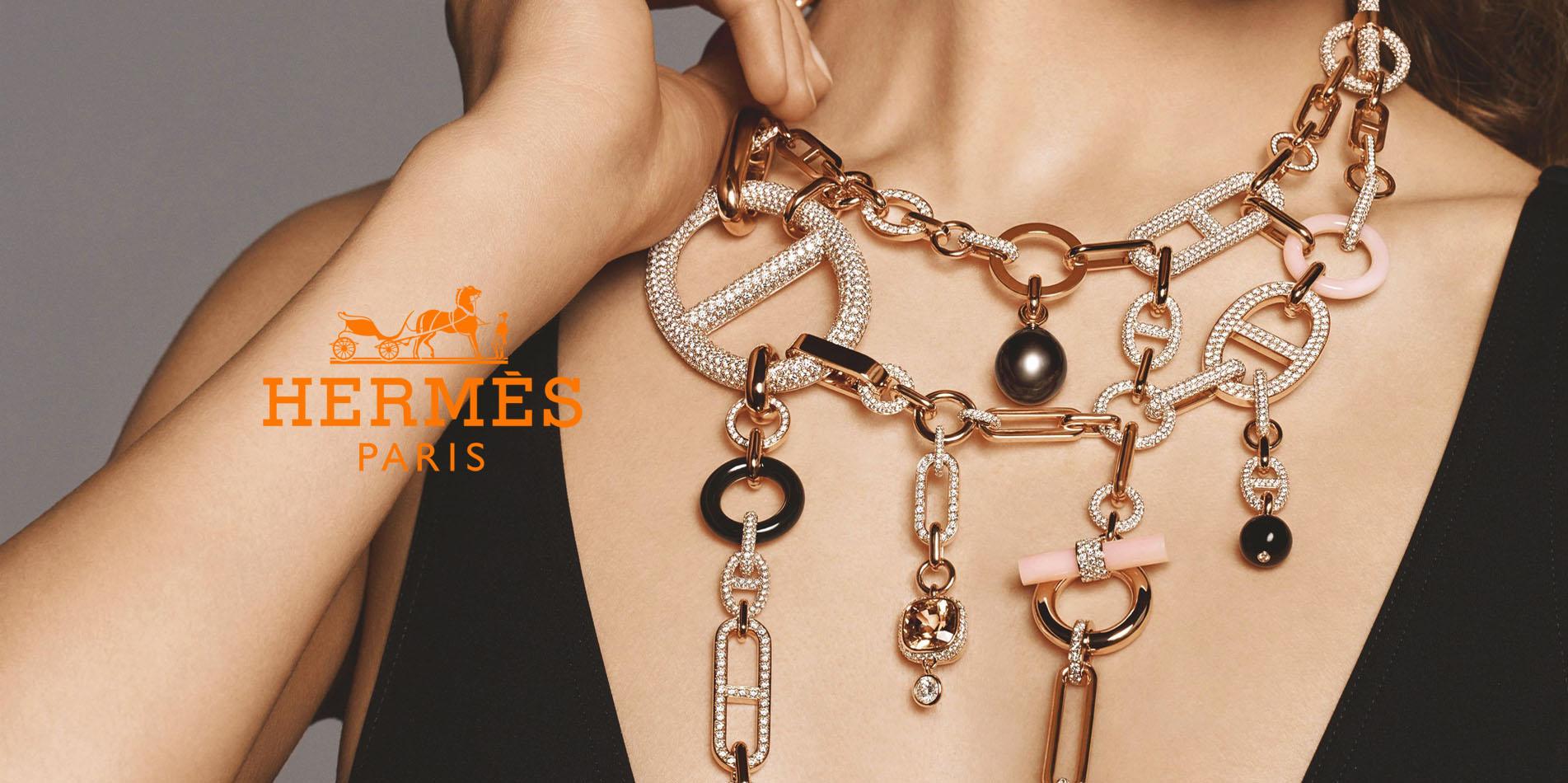 replica hermes jewelry sale