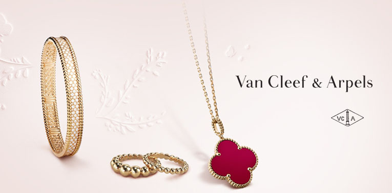 replica van cleef arpels jewelry sale